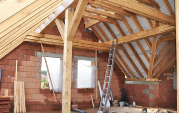 Orkney Islands attic trusses