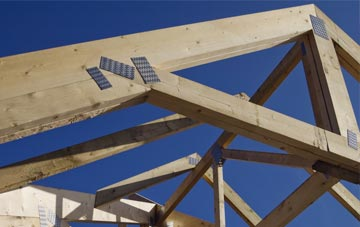 Orkney Islands roof trusses for new builds and additions